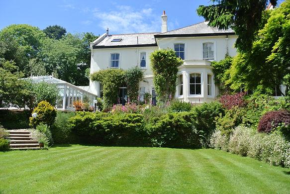 Cornwall Truro Walled Garden Environmentally friendly