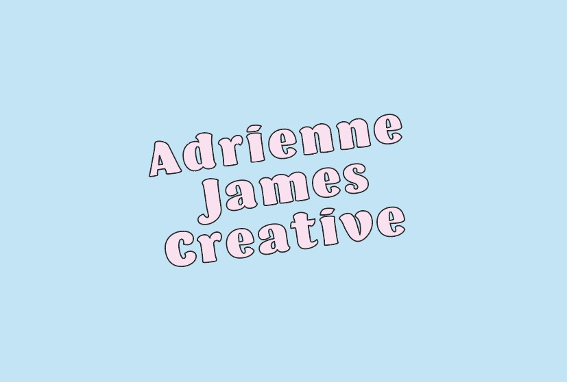 Logo for Adrienne James Creative