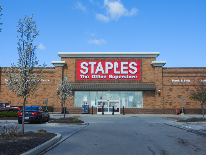 Staples in Columbus, OH
