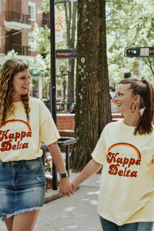 Kappa Delta for The Graphic Cow Company