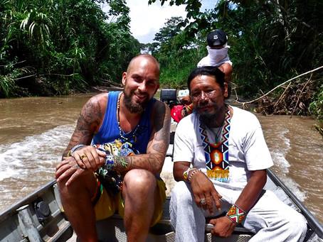 SHAMAN   Boatride through the Amazon