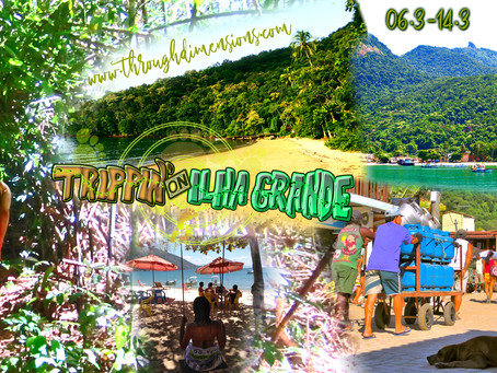 Trip Review Ilha Grande 2020