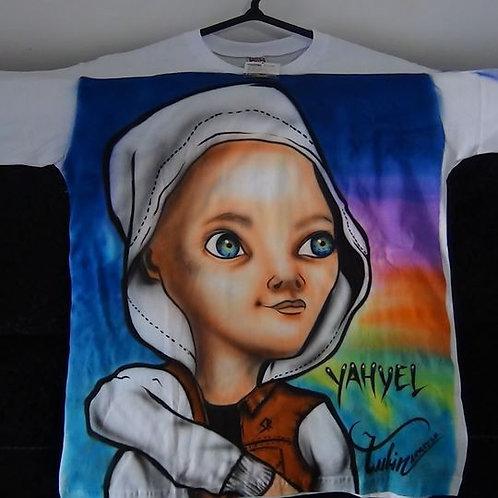 YahYel Hybrid T-Shirt