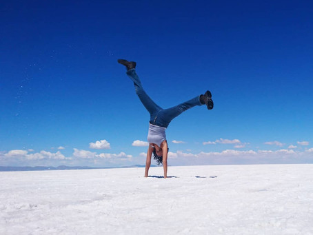CHALLENGES | Trying to breath at Salar de Uyuni