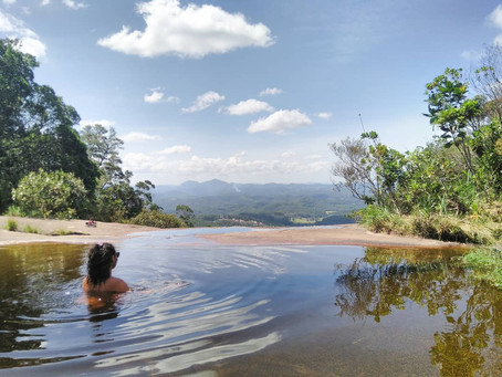 DISCOVERIES | Chilling in the natural pools of Pedra Azul