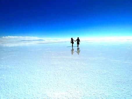 UNIQUE | Uyuni desert in Bolivia