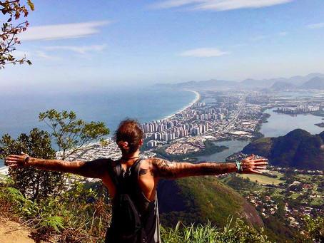 CHALLANGING   Climbing on Pedra da Gávea
