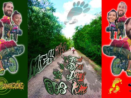 Days 7-9 | Trippin' through Mexiko by Bike | 603 kilometers in 28 days