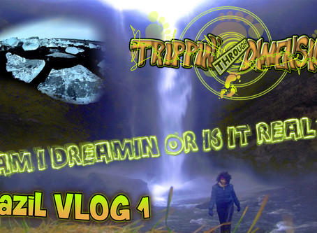 - Am I dreaming or is it real? - | Brazil VLOG 1 | Trippin' through Dimensions
