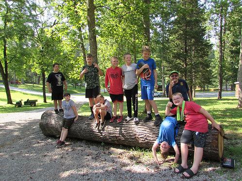 2020 Junior Camp