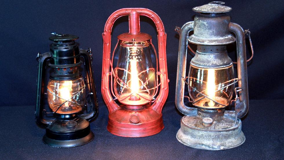 Barn Lanterns (Examples)