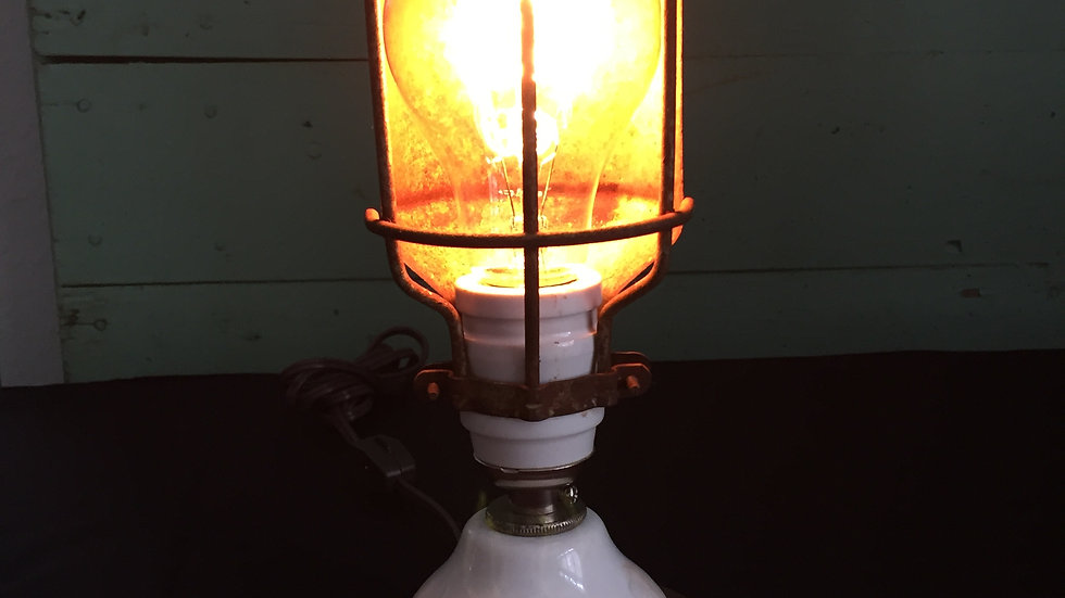 Garage Trouble Lights (Example)