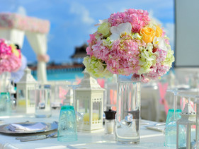 Here is the answer to the #1 Question our Wedding Clients ask us.