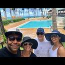 Paraíso criado por Deus, Punta Cana. Dan