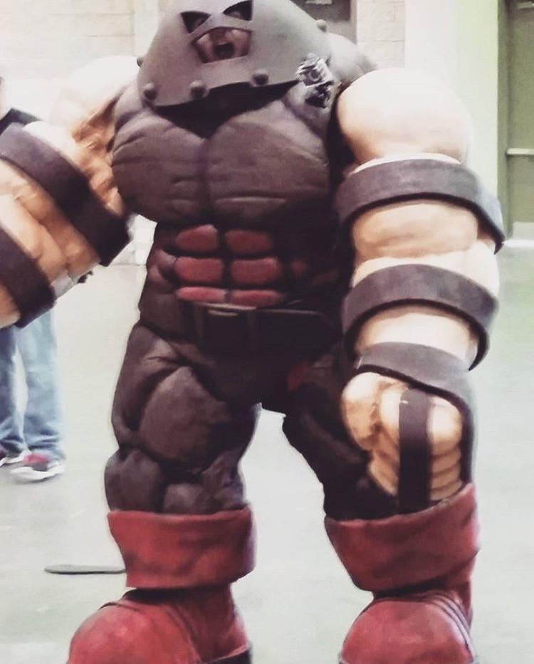 He was the Juggernaut, B!