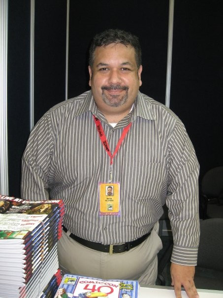 Dan has been with Comic-Con since 1984