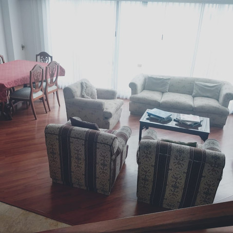 Apartamento Duplex sector la Carolina.