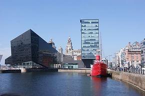 Liverpool's Docks Area