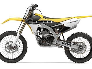 Yamaha yz450f word verwacht.