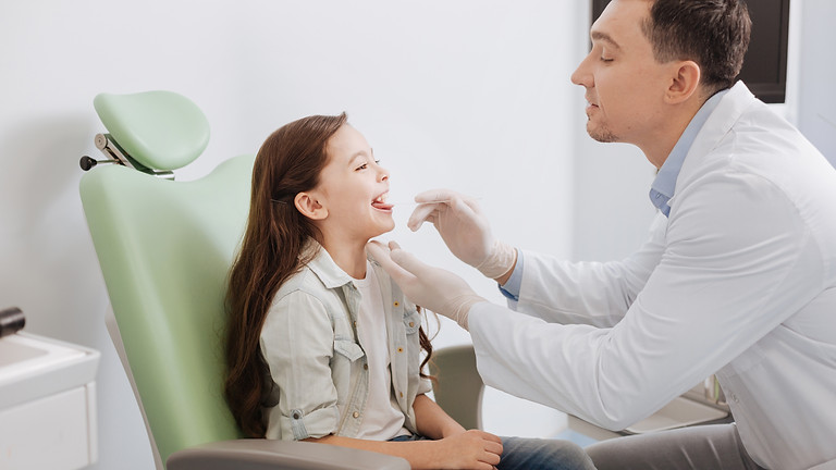 Аденотонзиллярная патология у детей