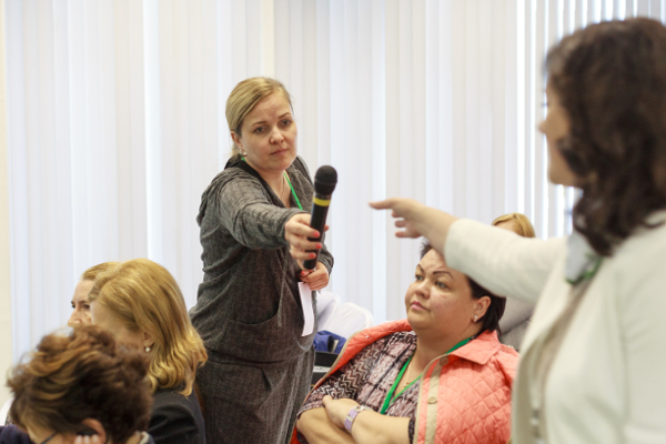 Обсуждение вопросов медсестер