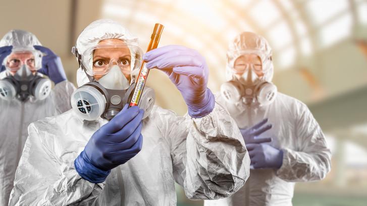 Аварийные ситуации в лечебно-профилактических организациях, связанные с риском заражения гемоконтактными инфекциями