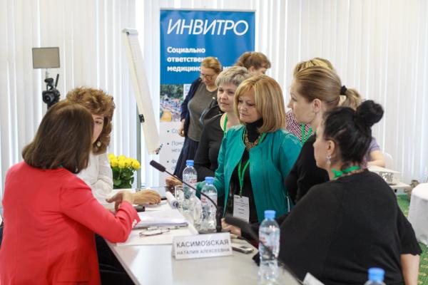 генпартнер Саммита медсестер 2016