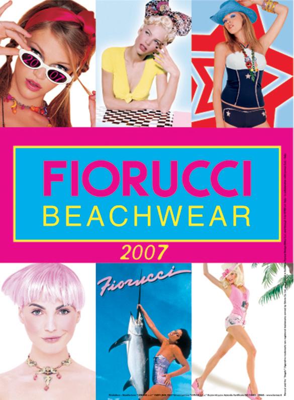 Fiorucci Donna Beachwear S/S 2007
