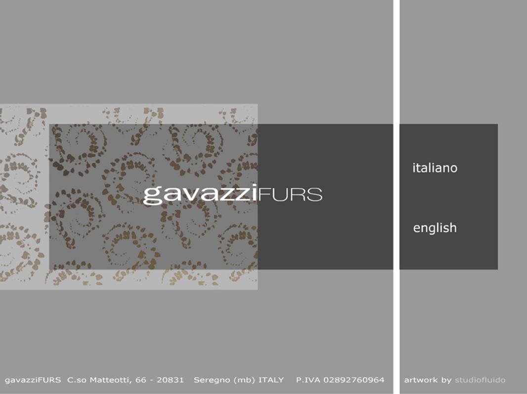 web site GavazziFURS