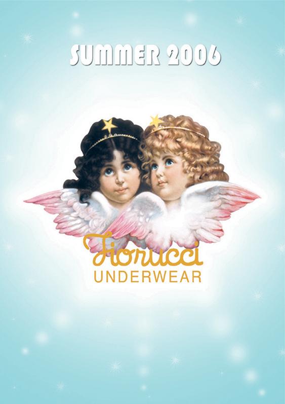 Fiorucci Donna Underwear P-E 2006