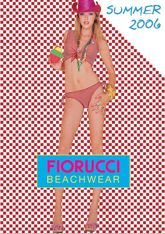 Fiorucci Donna Beachwear P-E 2006