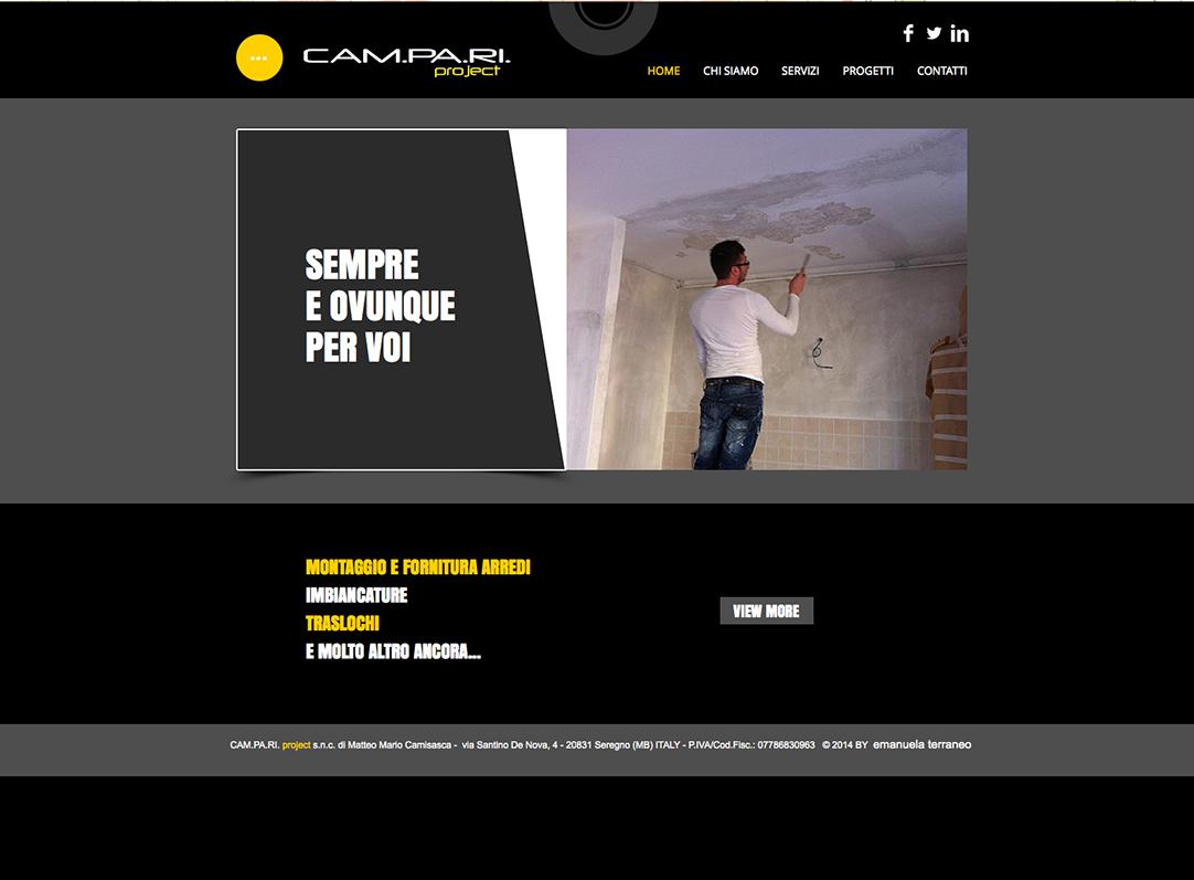 CAM.PA.RI. project