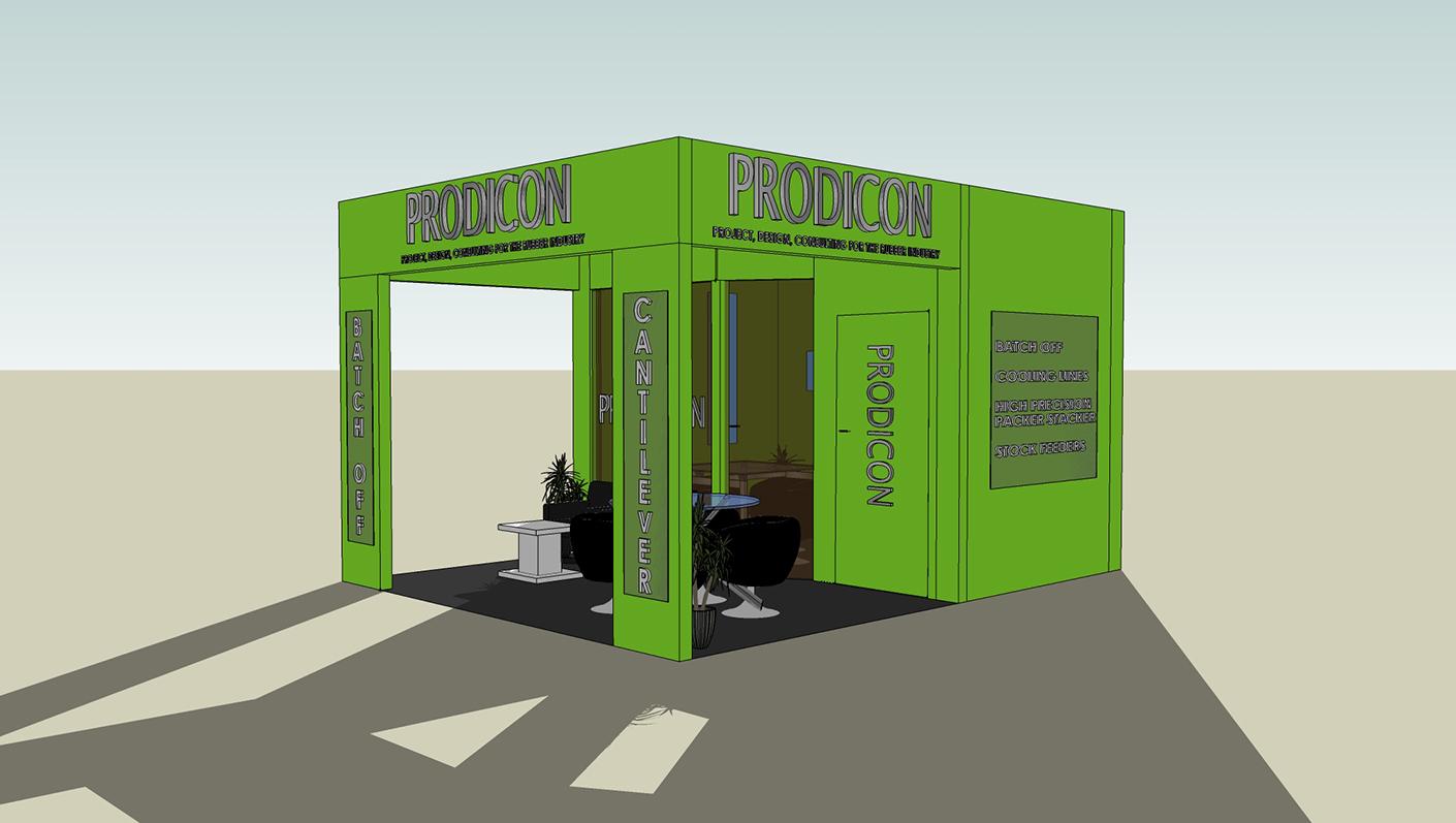 Prodicon International Colonia 2012