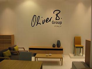 Props per stand Oliver B. Group_Salone del Mobile Milano