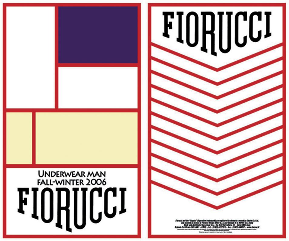 Fiorucci Uomo F/W 2006