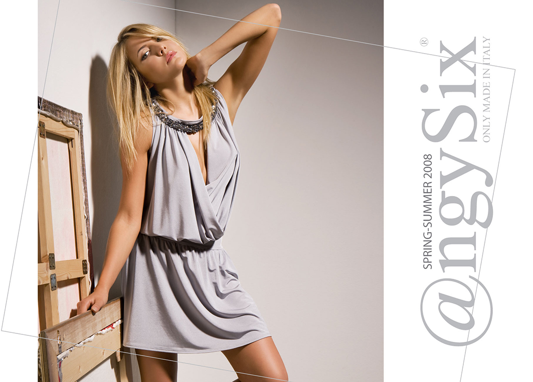 Catalogo @ngysix S/S 2008