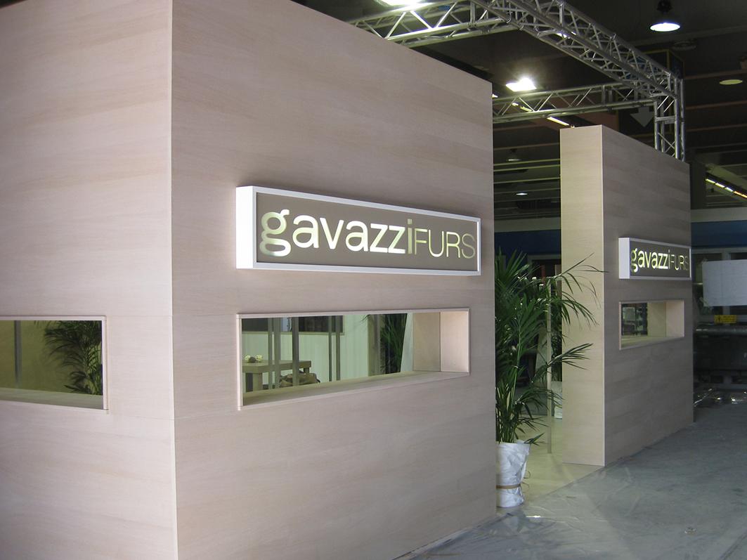 Stand GavazziFURS per MIFUR Milano