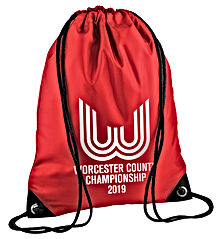 WCSA Swimming Championships 2019 Bag Red