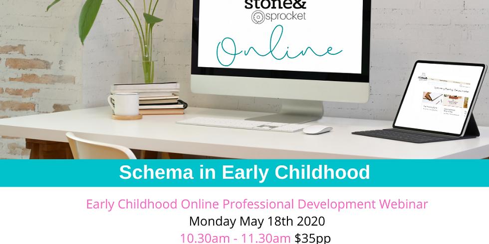 Schema in Early Childhood Online