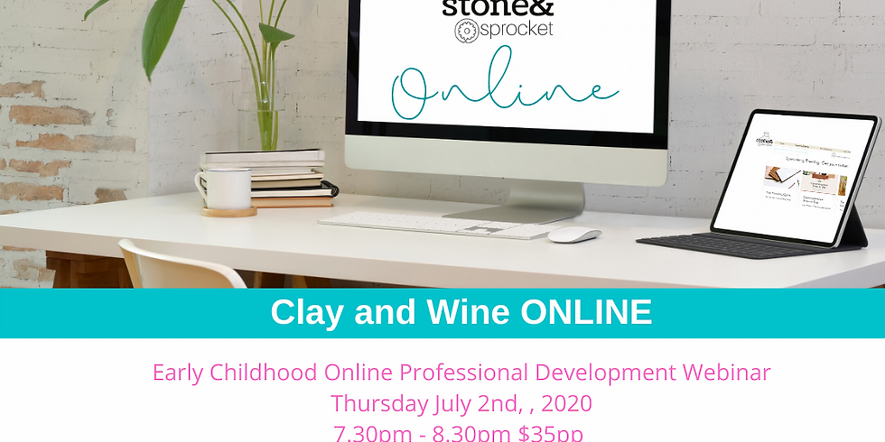 Clay and Wine ONLINE