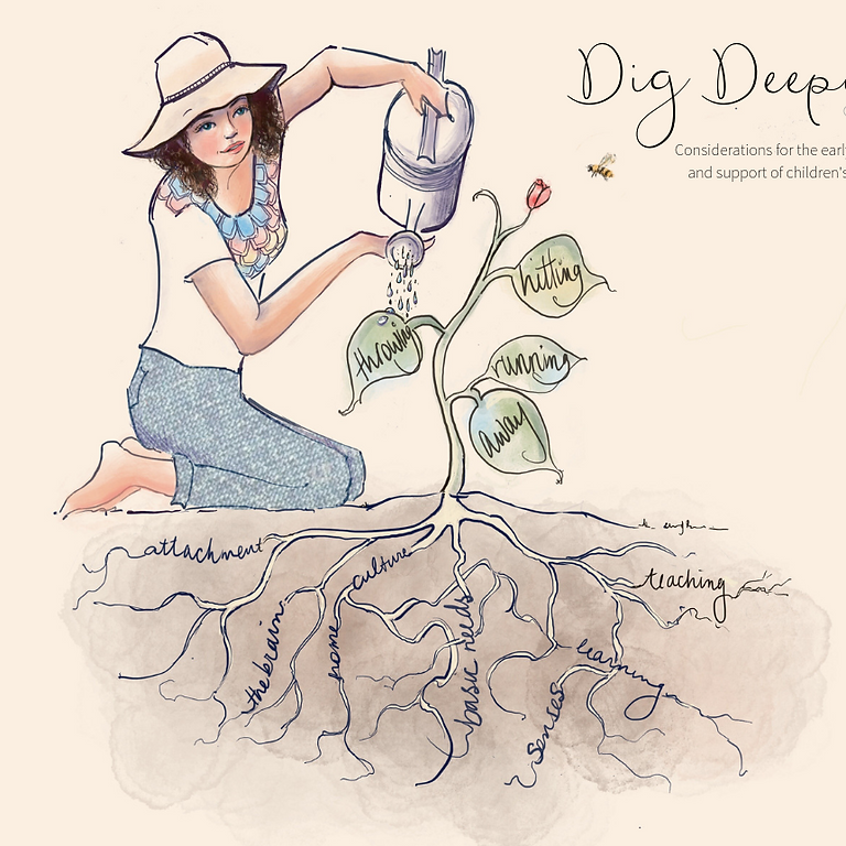 Dig Deeper Behaviour Guidance
