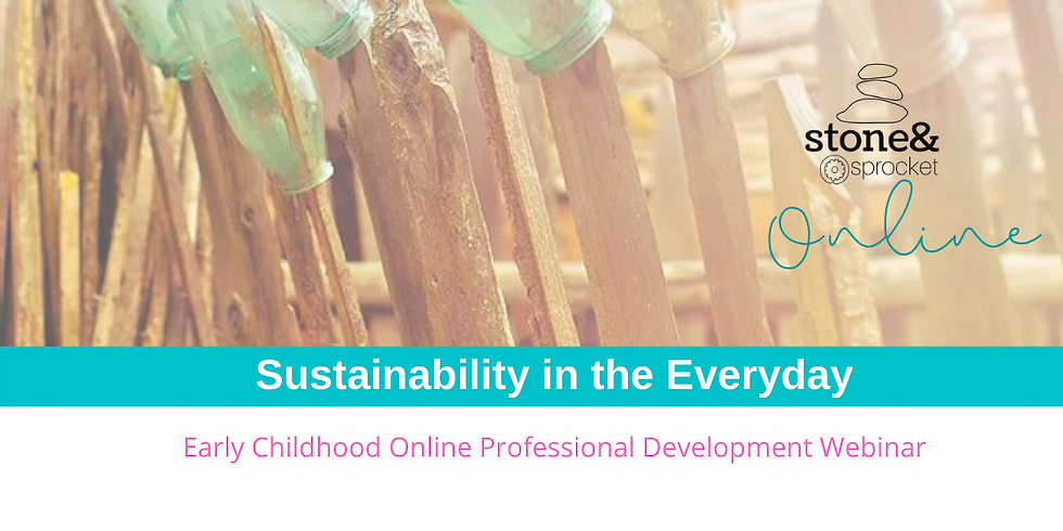 Sustainability in the Everyday ONLINE