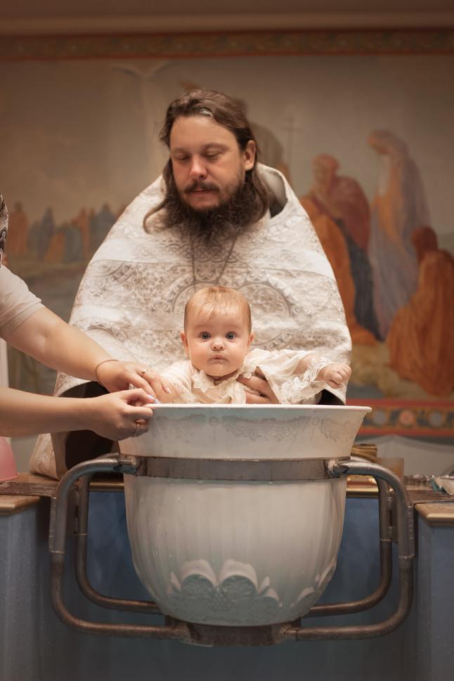 Taufe.Sibirien