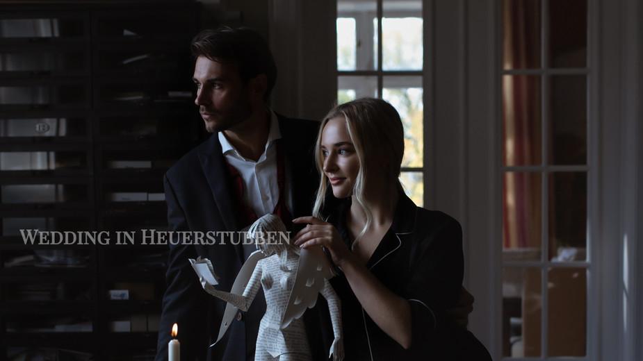 Wedding in Heuerstubben