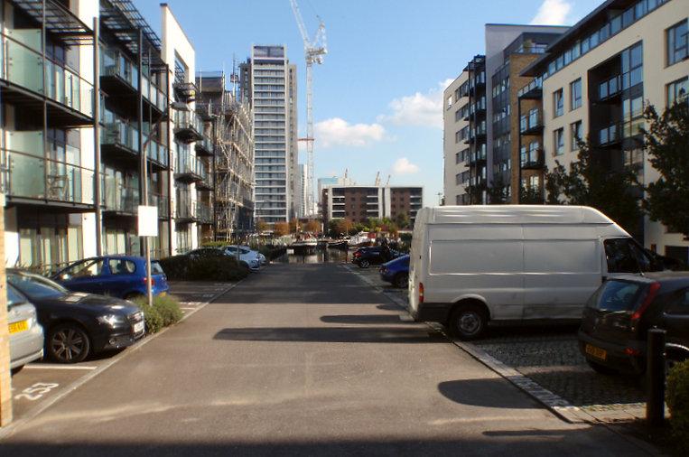 parking control london