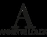 Annette logo uden bagrund sort .png