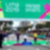 2019 Pan Am-Silver in Marathon-Bethany S