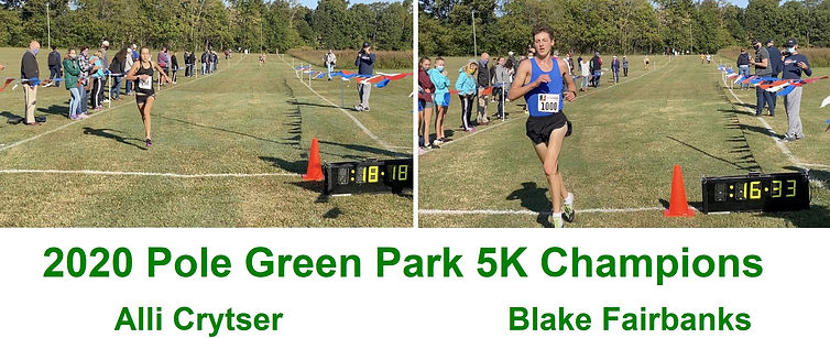 Alli Crytser-Blake Fairbanks 2020 PGP 5K