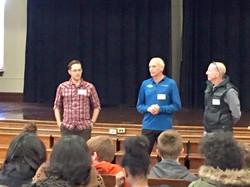 z-Albert Hill Middle School Visit2-PC-Faith Hecht