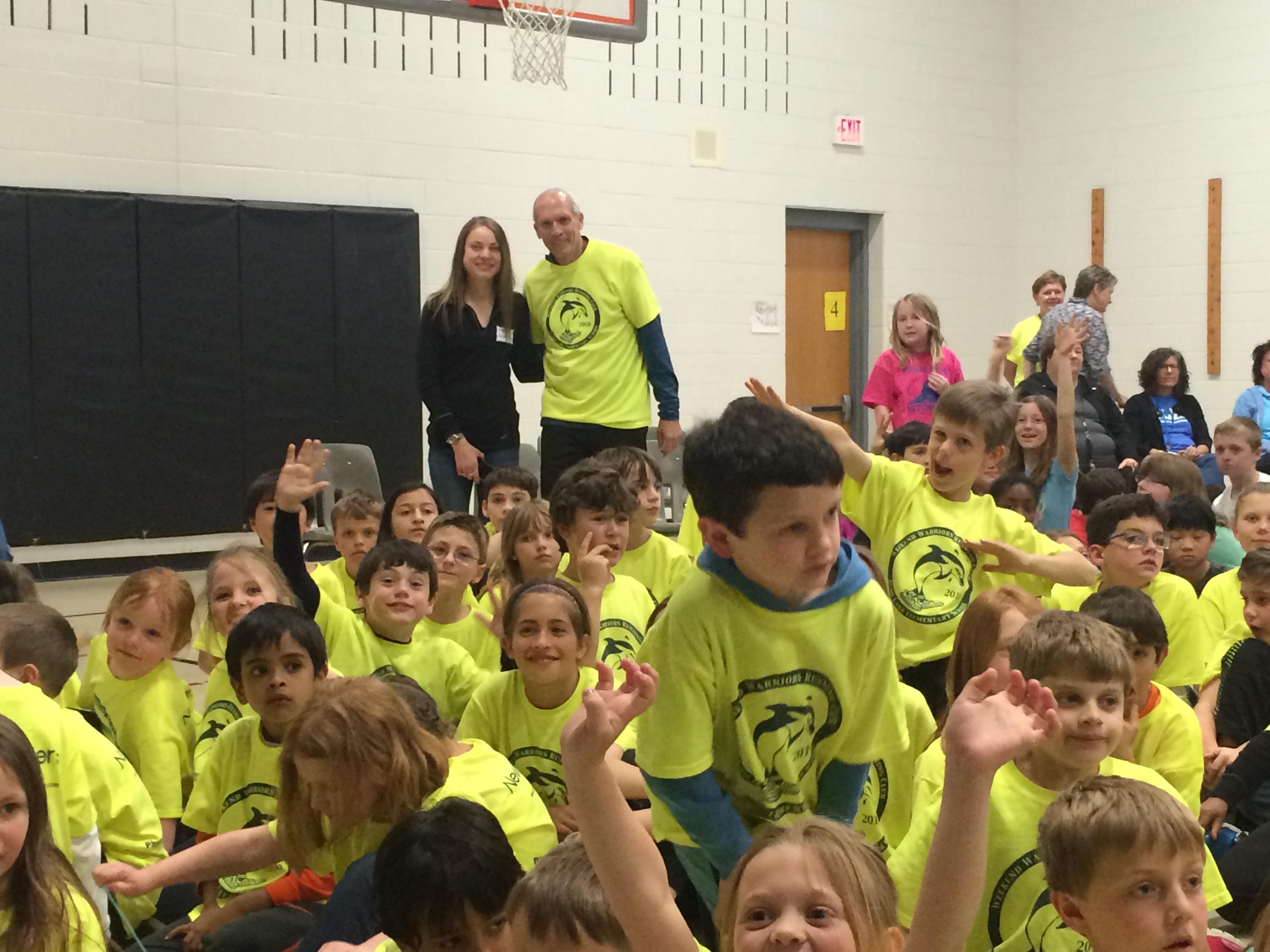z-Echo Lake Elementary running club Visit1-Bethany Sachtleben-Bart Yasso5